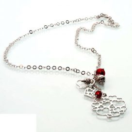 women's 925 silver necklace
