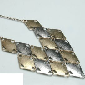 Womens Geometric Necklace