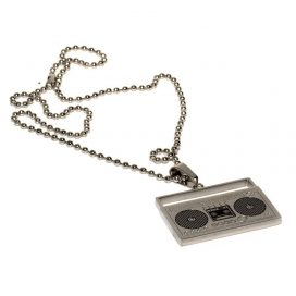 Rebel Boombox Necklace