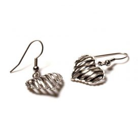 Women's Heart Earrings