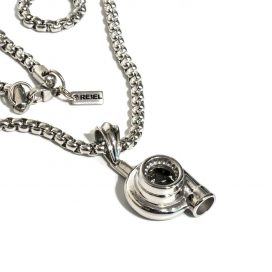 turbocharger necklace