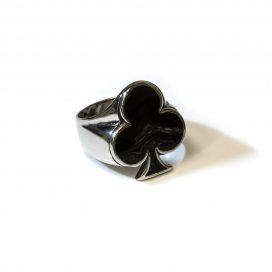 Playing cards club Ring