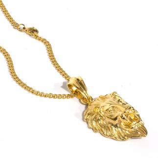Lion necklace